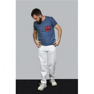 Tee-shirt MC «Tartan»